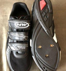 Велосипедные туфли