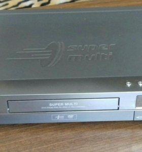 DVD-Рекордер DR687DX