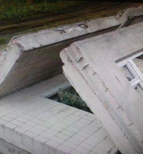 Жби Стеновые  панели с оконным блоком