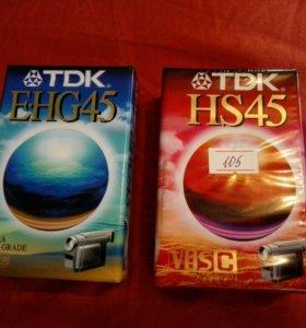 Видеокассеты для видеокамеры