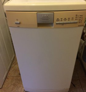 Посудомоечная машина AEG Electrolux