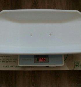 Весы электронные детские TANITA 1584