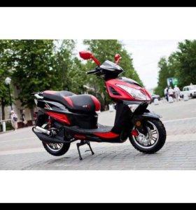 Скутер Irbis GTR