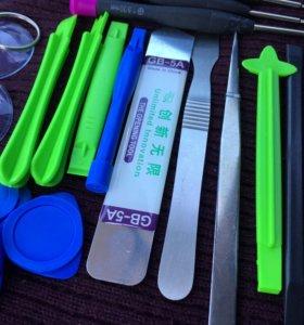 Набор инструментов ремонт iPhone