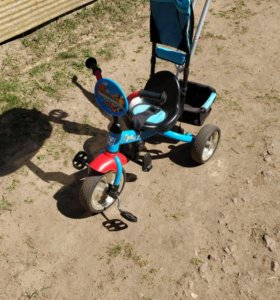 Велосипед детский прогулочный