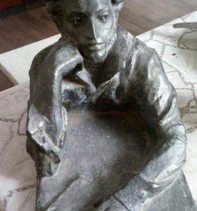 Продам статуэтку Пушкин А С