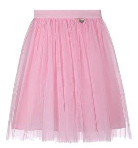 Юбка пачка мини розовая