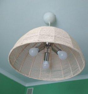 Подвесной светильник Икеа ГИССБО
