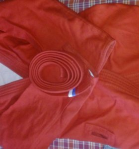 Куртка для борьбы самбо р.48 новая