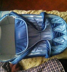 Сумка переноска +сумка для мамы