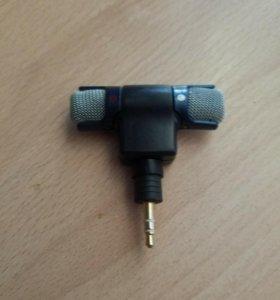 Стерео микрофон для gopro