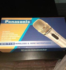 Panasonic wm-715