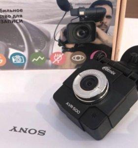 Видеорегистратор ritmix avr-500