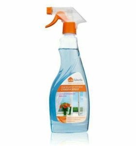 Средство для чисткт и мытья стекол и зеркал