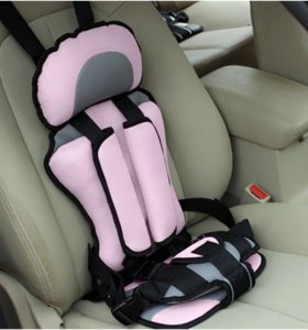 Детское складное автомобильное кресло