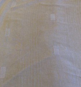 Тюль 2 куска, 3 м ширина/3 м длина