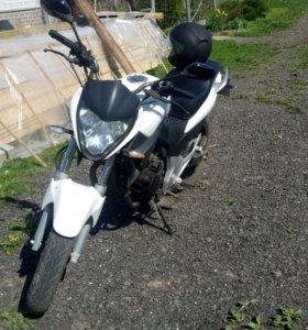 Мотоцикл Stels flex