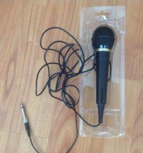 Микрофон для караоке Panasonic новый