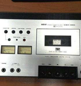 Дека кассетная Akai GXC-39D