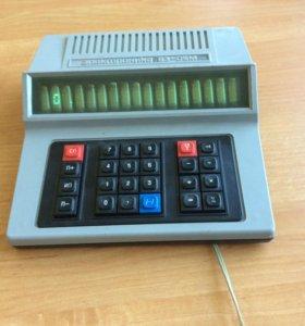 калькулятор «электроника»