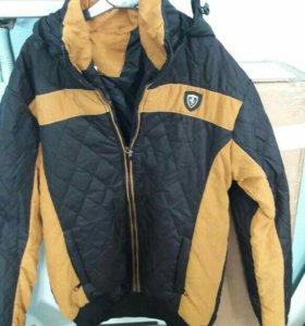 Куртка мужская( новая)