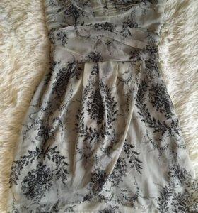 Платье Mango casual