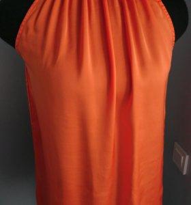 Шелковая блузка Zara