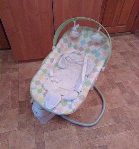 Кресло-качалка детская с электроприводом