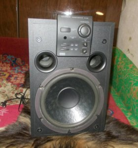 Сабвуфер Subwoofer kenwood SW-505D