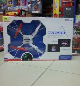 Квадрокоптер 2