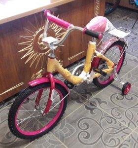 """Новый детский велосипед """" Цревна"""""""