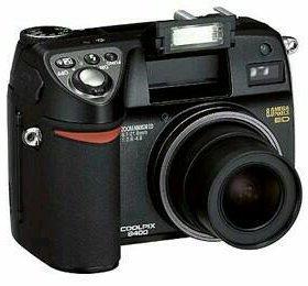 Фотоаппарат Nikon Coolpix 8400