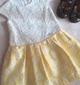 Нарядное платье Baby A. Италия