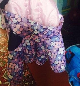 Куртка для девочек фирменная