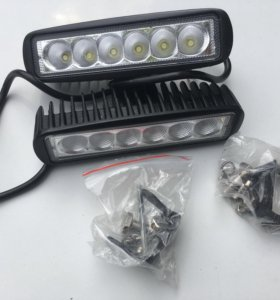 Светодиодные LED туманки