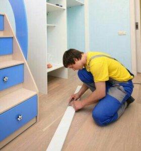 Мастер по сборке мебелии
