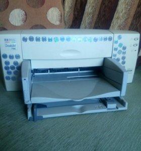 Принтер HP deskjet 710C