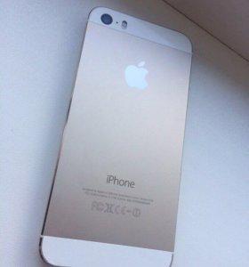 iPhone 5s 16gb, gold