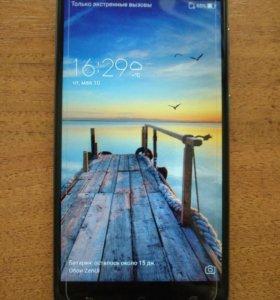ASUS ZenFone 3 Max 5.5 ZC553KL 2/16Gb Gray 2018г.