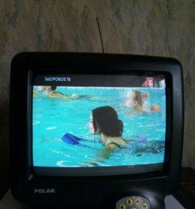 Телевизор цветной малогабаритный POLAR