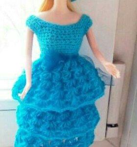 Вяжу одежду для кукол на заказ