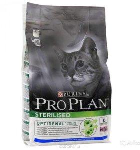 Про план для стерилизованных кошек и котов 10 кг