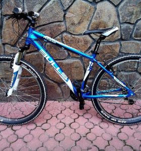 "Велосипед Bulls Pulsar 27.5"" (2017) I-blue matt"