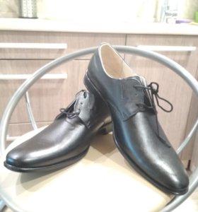Ботинки классика мужские 43