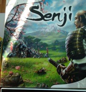 Настольная игра Сэнджи(Senji)