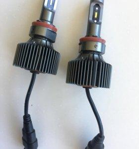 Светодиодные лампы для мотоцикла