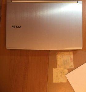 Ноутбук игровой msi pe60 qd