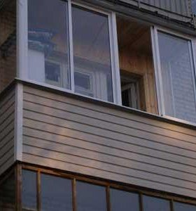 Окна Пластиковые.Остекление балкона.