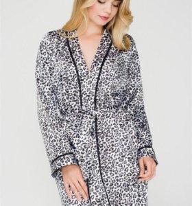 Новый халат Infinity lingerie шёлк