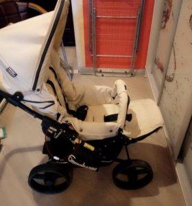 Коляска Emmaljunga Scooter 3S
